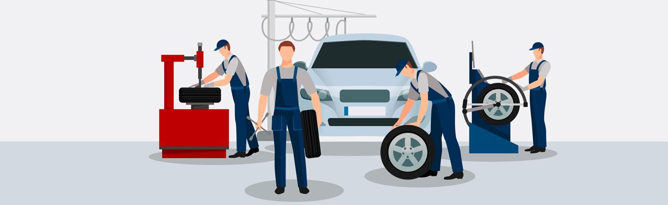 Accident Repair - A&G Garages